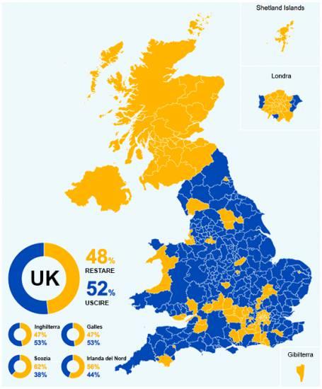 mappa voto gb